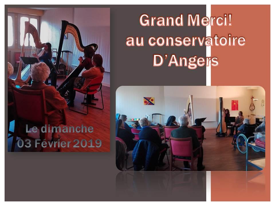 Concert de Harpes