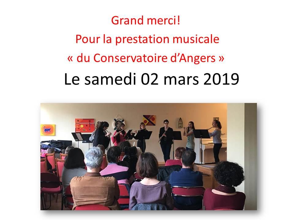 Conservatoire d'Angers